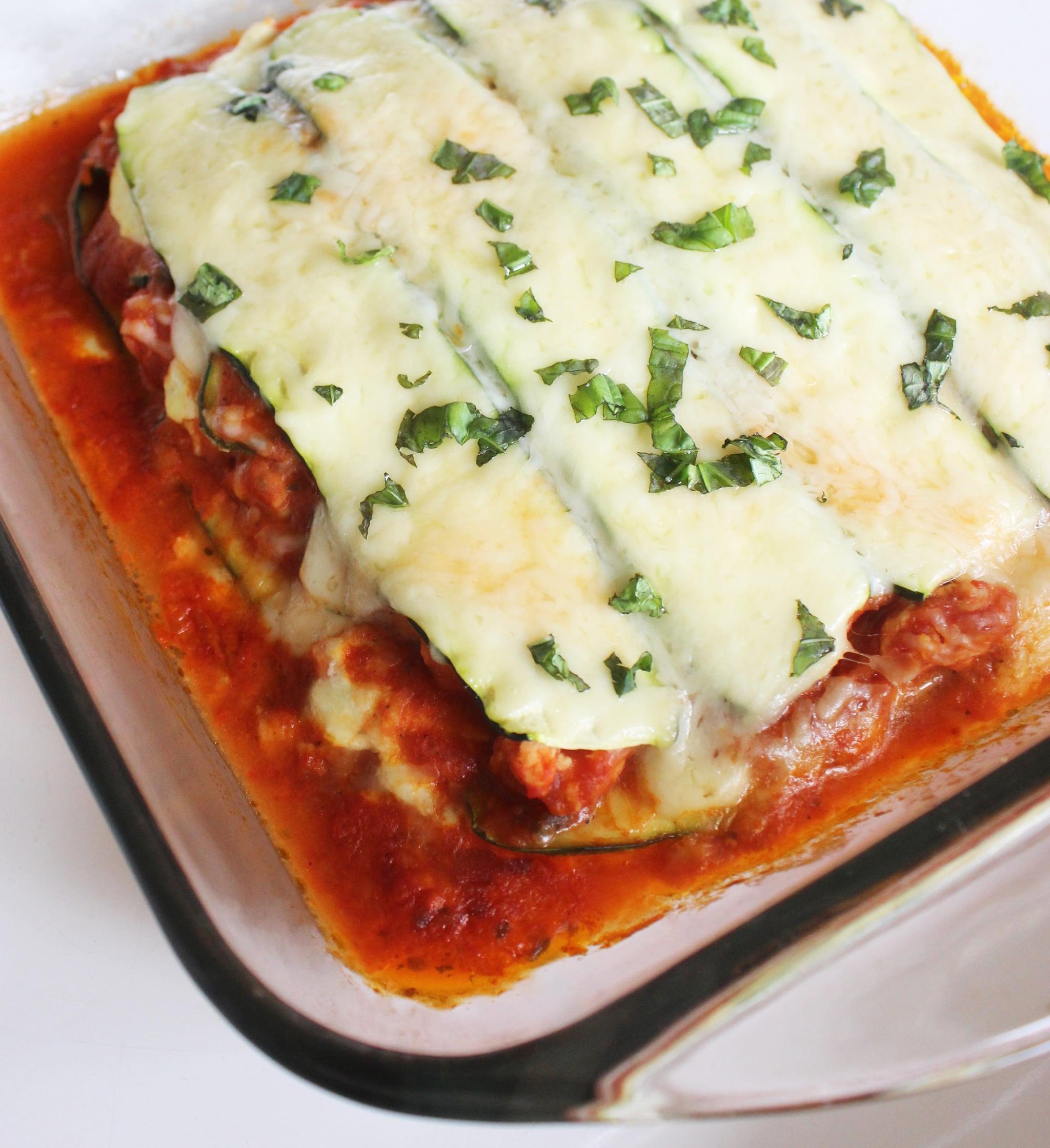Healthy Lasagna Noodles  Low Calorie Pasta Free Lasagne