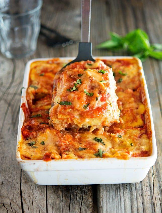 Healthy Lasagna Noodles  Best 25 Pasta lasagna ideas on Pinterest