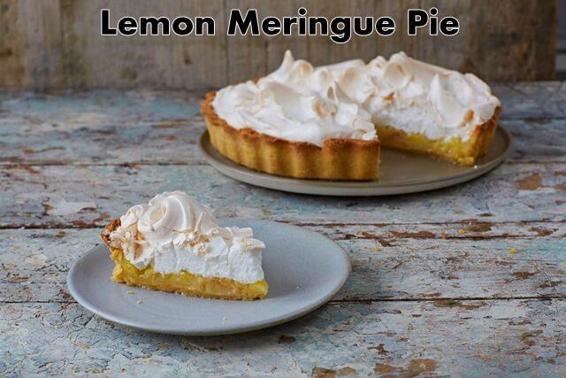 Healthy Lemon Meringue Pie  Lemon Meringue Pie Healthy Recipes SelfGrowth