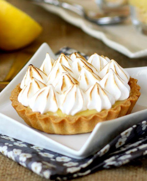 Healthy Lemon Meringue Pie  Mini Lemon Meringue Pie Recipe — Eatwell101