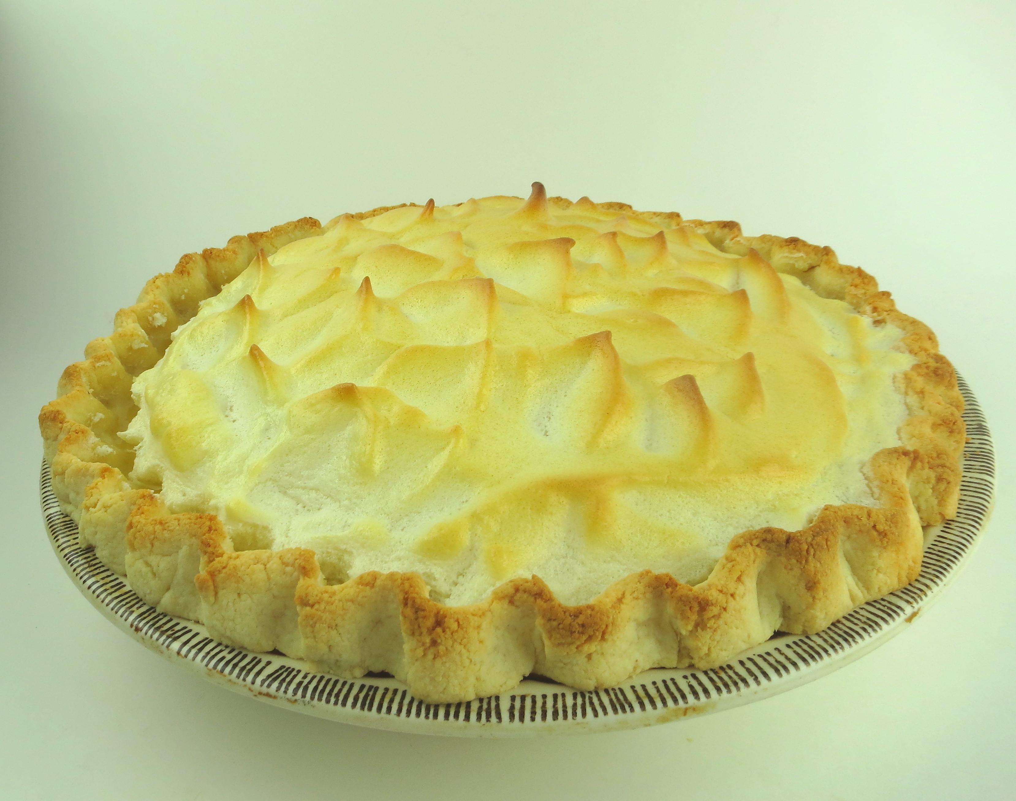Healthy Lemon Meringue Pie  Paleo Lemon Meringue Pie – Jane s Healthy Kitchen