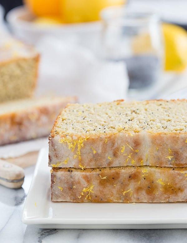 Healthy Lemon Poppy Seed Bread  Paleo Lemon Poppy Seed Bread