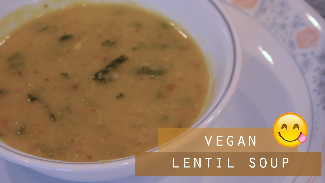 Healthy Lentil Recipes For Weight Loss  VEGAN oil free weight loss Lentil Daal soup RECIPE Pop