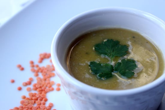 Healthy Lentil Recipes For Weight Loss  Lentil Soup With Butternut Squash Recipe