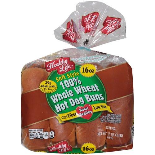 Healthy Life Bread Walmart  Healthy Life White Bread 16 oz Loaf Walmart