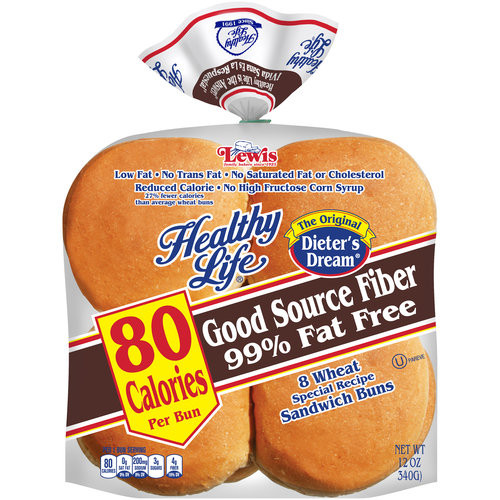 Healthy Life Bread Walmart  Healthy Life White Bread 16 oz Walmart