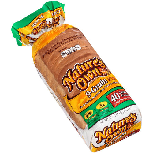 Healthy Life Bread Walmart  is nature s own whole wheat bread healthy