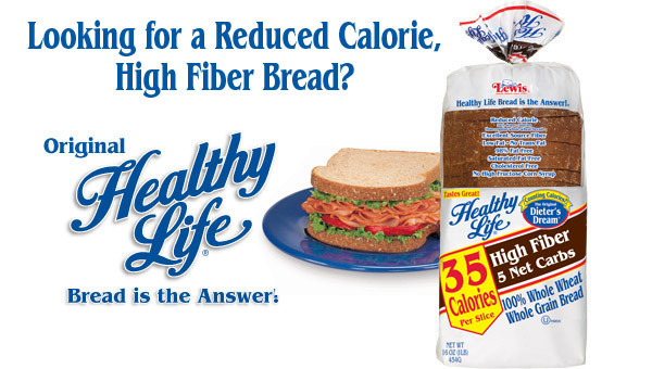 Healthy Life Bread Walmart  Healthy Life Bread Home