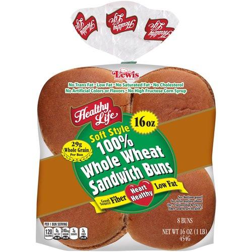 Healthy Life Bread Walmart  Healthy Life Whole Wheat Flaxseed Bread 16 oz