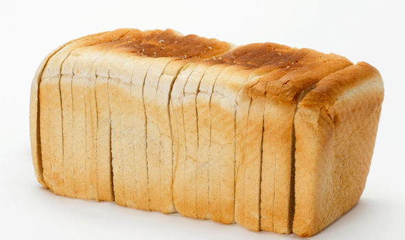 Healthy Life White Bread  Bread revealed Eating WHITE bread could be better for you