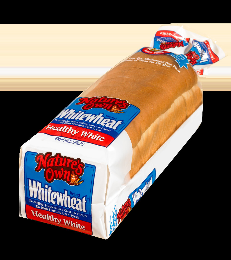 Healthy Life White Bread  is nature s own honey wheat bread healthy