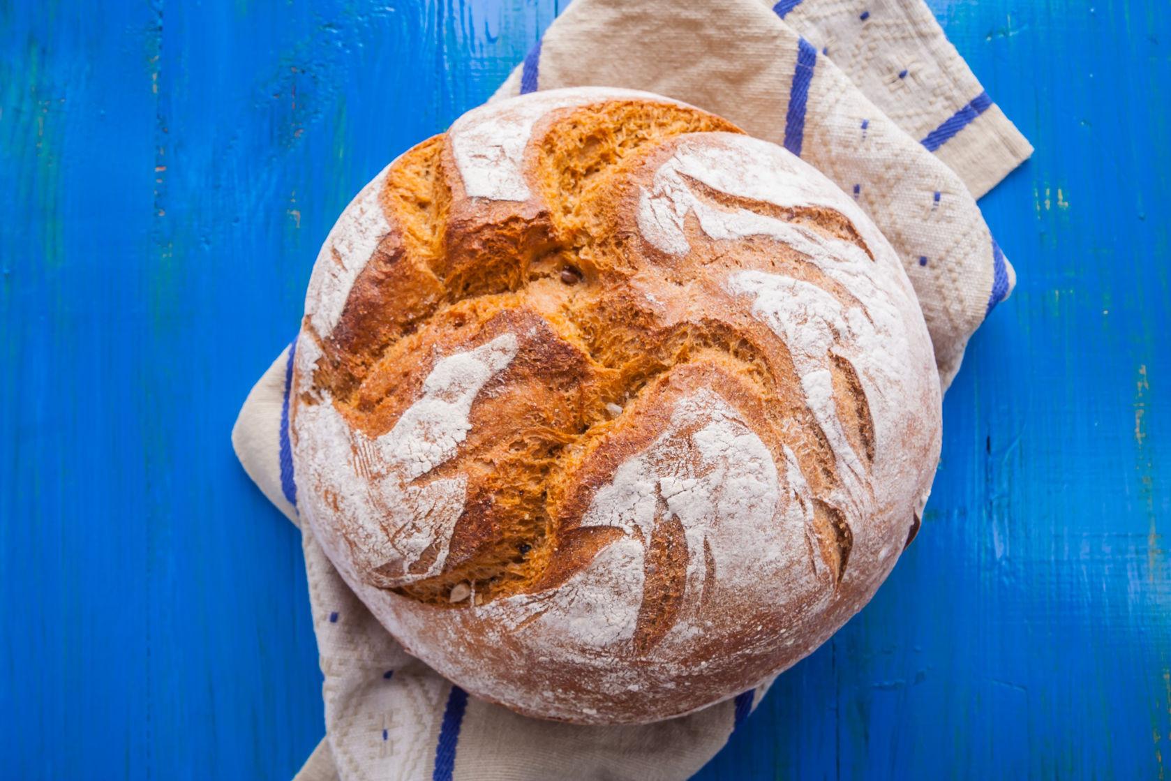 Healthy Life White Bread  Why Sourdough Bread is Secretly Healthy