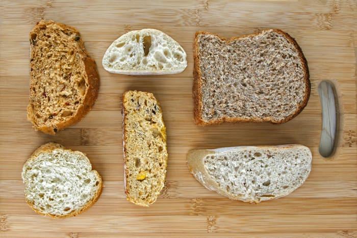 Healthy Life White Bread  White Bread vs Wheat Bread