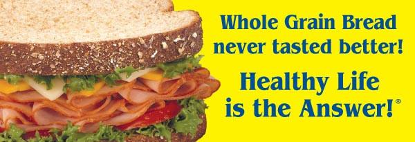 Healthy Life Whole Wheat Bread  Healthy Life Bread Whole Wheat Bread
