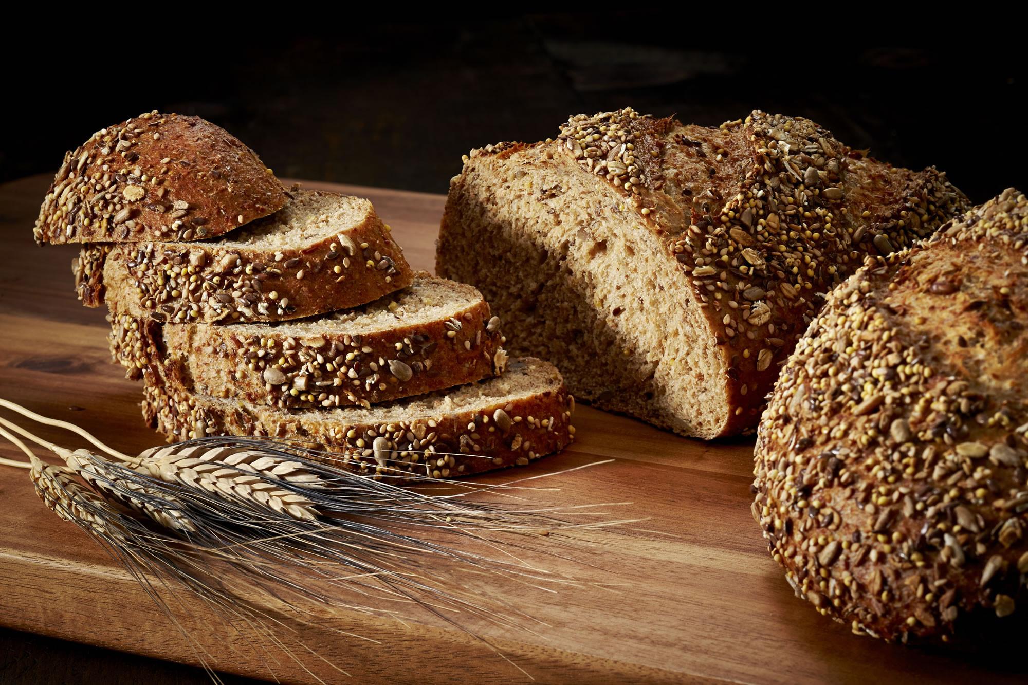 Healthy Life Whole Wheat Bread  The Health Benefits of Whole grain Bread