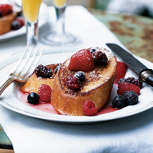 Healthy Light Breakfast  Pain Perdu Healthy Breakfast and Brunch Recipes