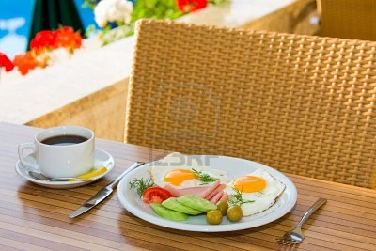 Healthy Light Breakfast  Healthy Restaurant Breakfast Ideas Shaping Up with Melissa
