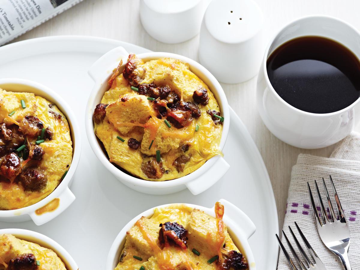Healthy Light Breakfast  87 Healthy Casseroles Cooking Light