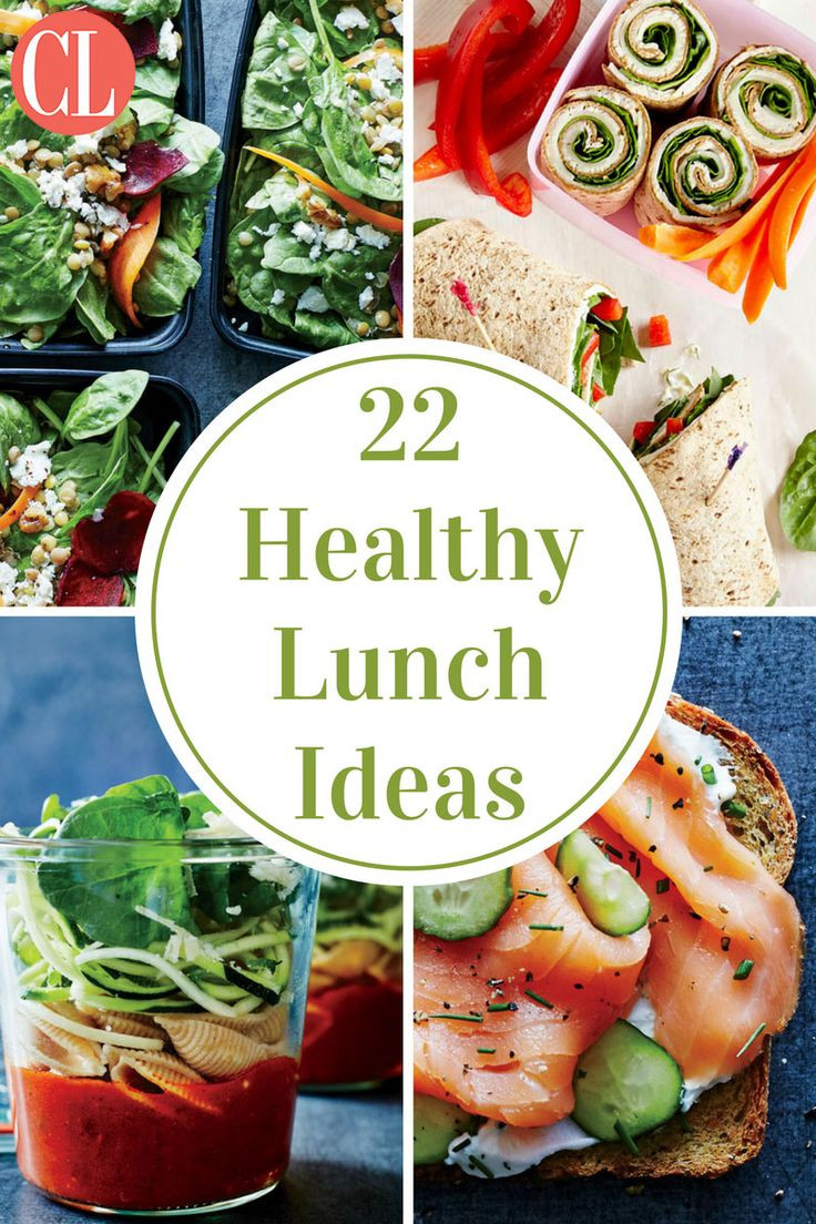 Healthy Light Lunches  17 Best images about Lunch Ideas on Pinterest
