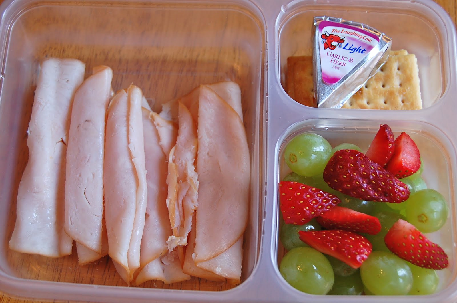 Healthy Light Lunches  Chef Mommy MAIL BAG Healthy Lunch Ideas