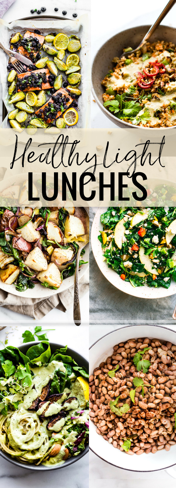 Healthy Light Lunches  Healthy Light Lunch Recipes Gluten Free