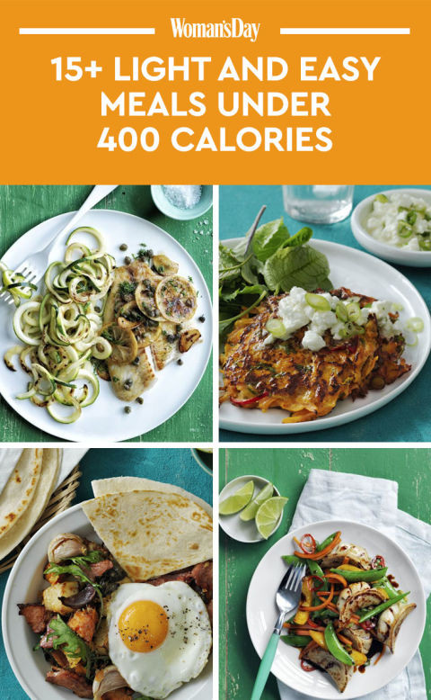 Healthy Low Cal Dinners  20 Healthy Dinner Ideas Recipes for Light Meals