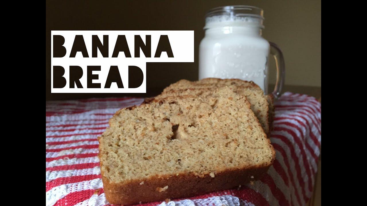 Healthy Low Calorie Bread  Healthy Banana Bread Recipe