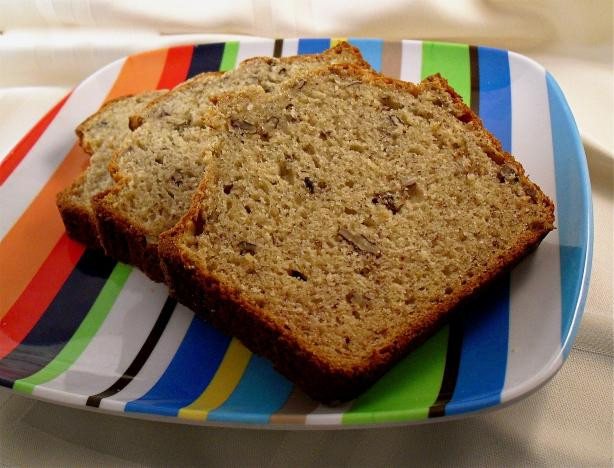 Healthy Low Calorie Bread  Low Calorie Banana Bread Recipe Food