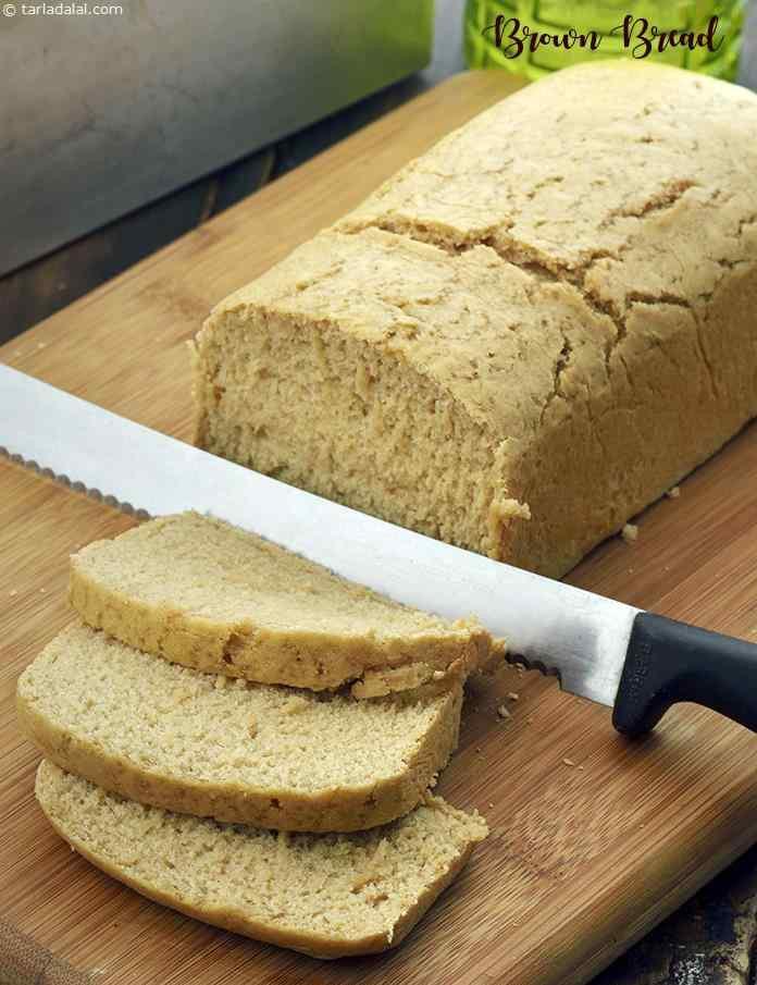 Healthy Low Calorie Bread  Brown Bread Low Calorie recipe