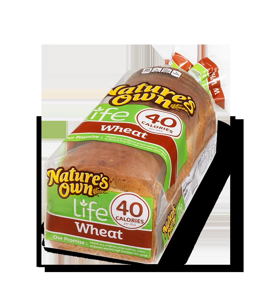 Healthy Low Calorie Bread  40 Calories Wheat