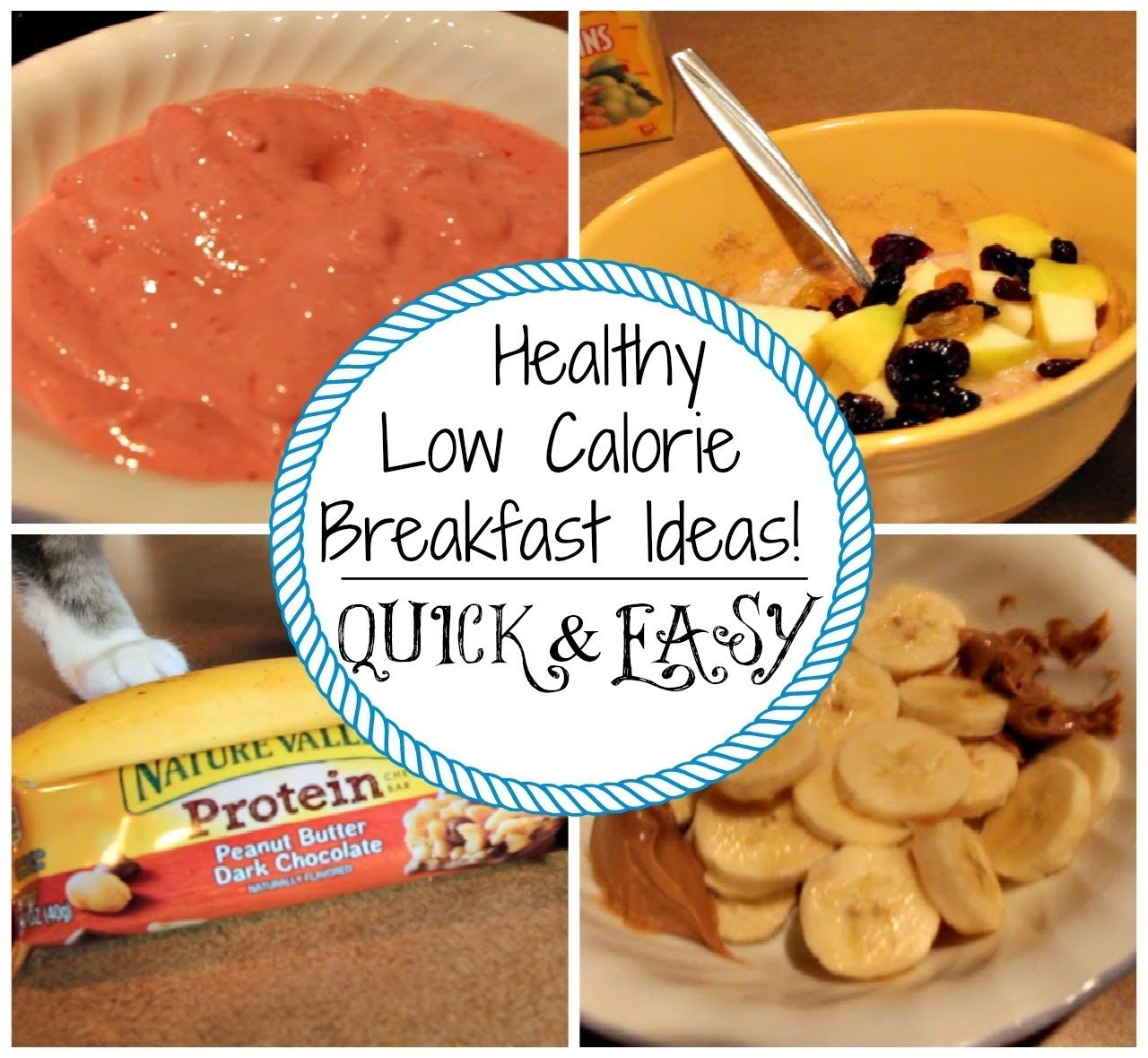 Healthy Low Calorie Breakfast  Low Calorie Breakfast IdeasWritings and Papers