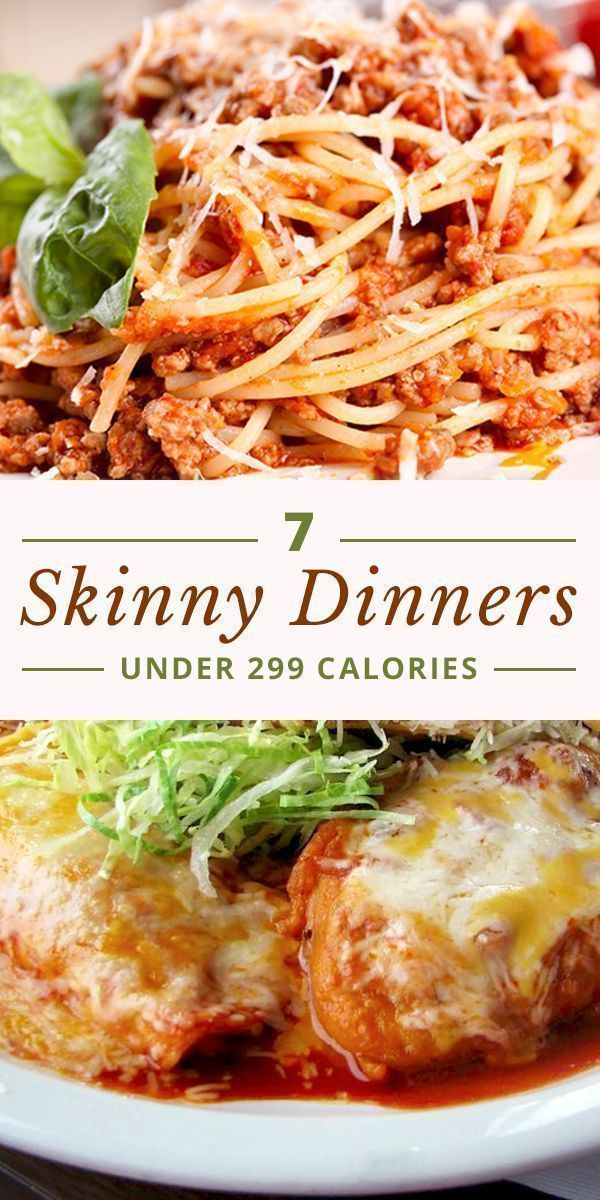 Healthy Low Calorie Chicken Recipes  7 Skinny Dinners Under 299 Calories