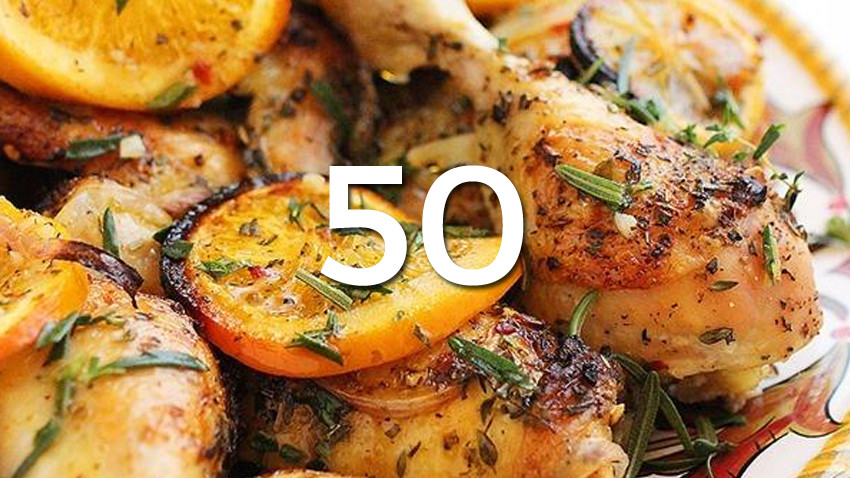 Healthy Low Calorie Chicken Recipes  50 Healthy Low Calorie Weight Loss Dinner Recipes