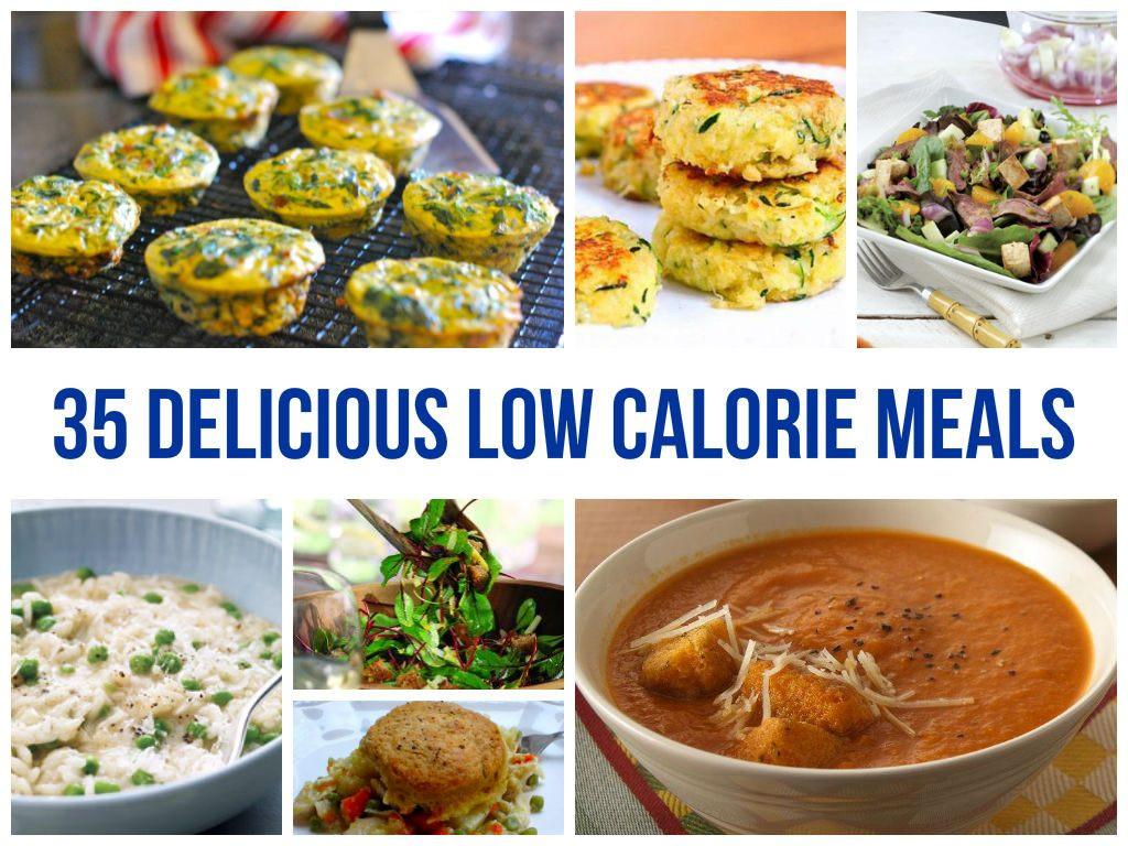 Healthy Low Calorie Dinners  Low Calorie Meals