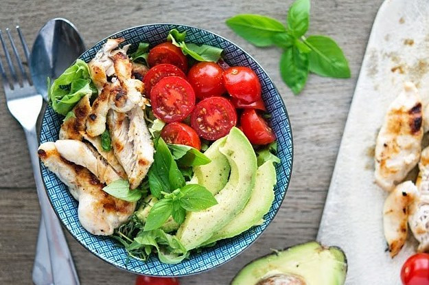 Healthy Low Calorie Lunches To Take To Work  23 Low Carb Lunches That Will Actually Fill You Up