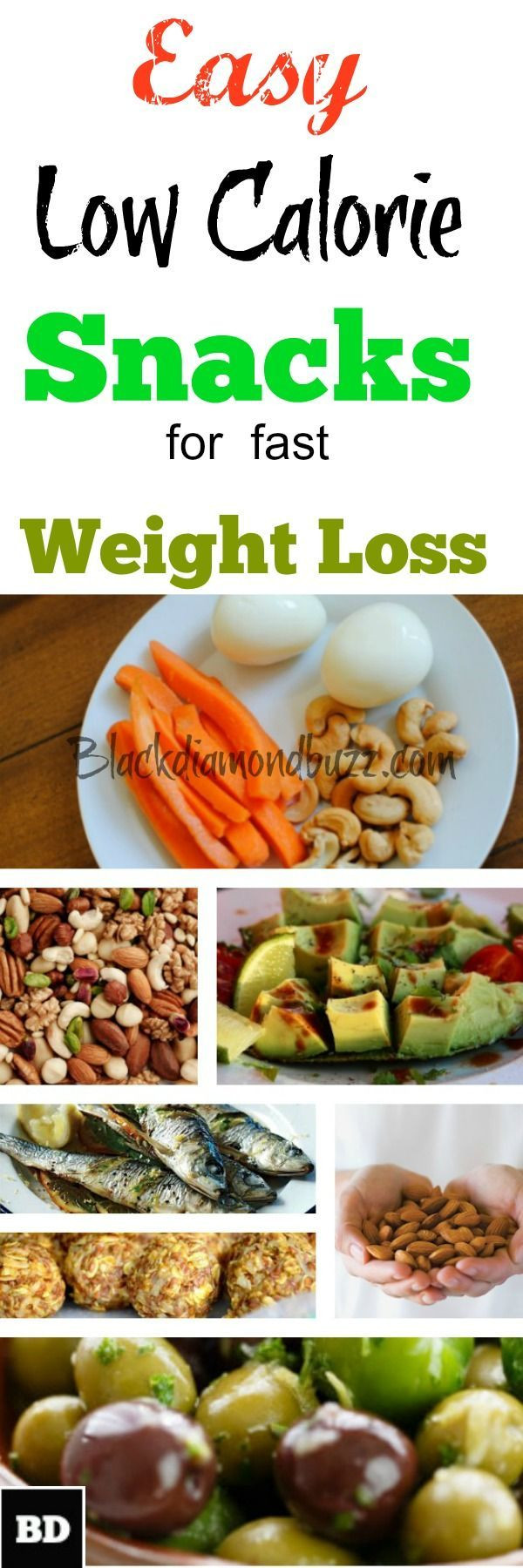 Healthy Low Calorie Snacks For Weight Loss  Best 25 Weight loss snacks ideas on Pinterest