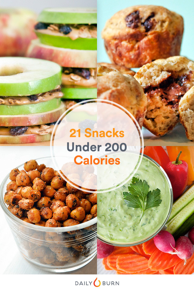Healthy Low Calorie Snacks For Weight Loss  21 Low Calorie Snacks You'll Want to Eat Every Day