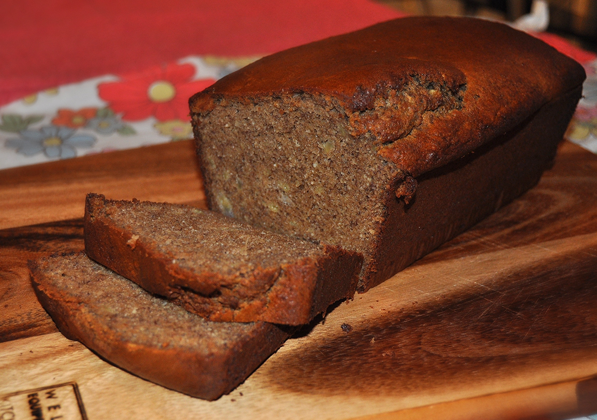 Healthy Low Carb Bread  Paleo Banana Bread