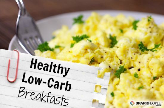 Healthy Low Carb Breakfast  Low Carb Breakfast Ideas Eating lite done right