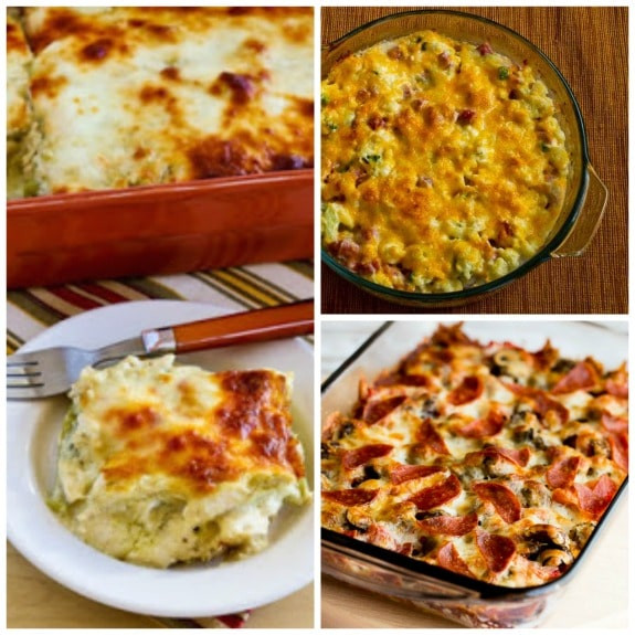 Healthy Low Carb Casseroles  20 Deliciously Healthy Low Carb Casserole Recipes Kalyn