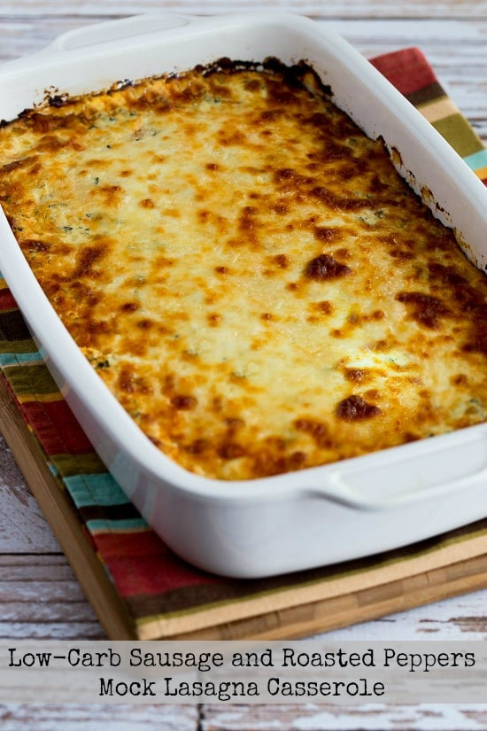 Healthy Low Carb Casseroles  20 Delicious Low Carb and Keto Casserole Recipes Kalyn