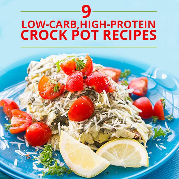 Healthy Low Carb Crock Pot Recipes  9 Low Carb High Protein Crock Pot Recipes