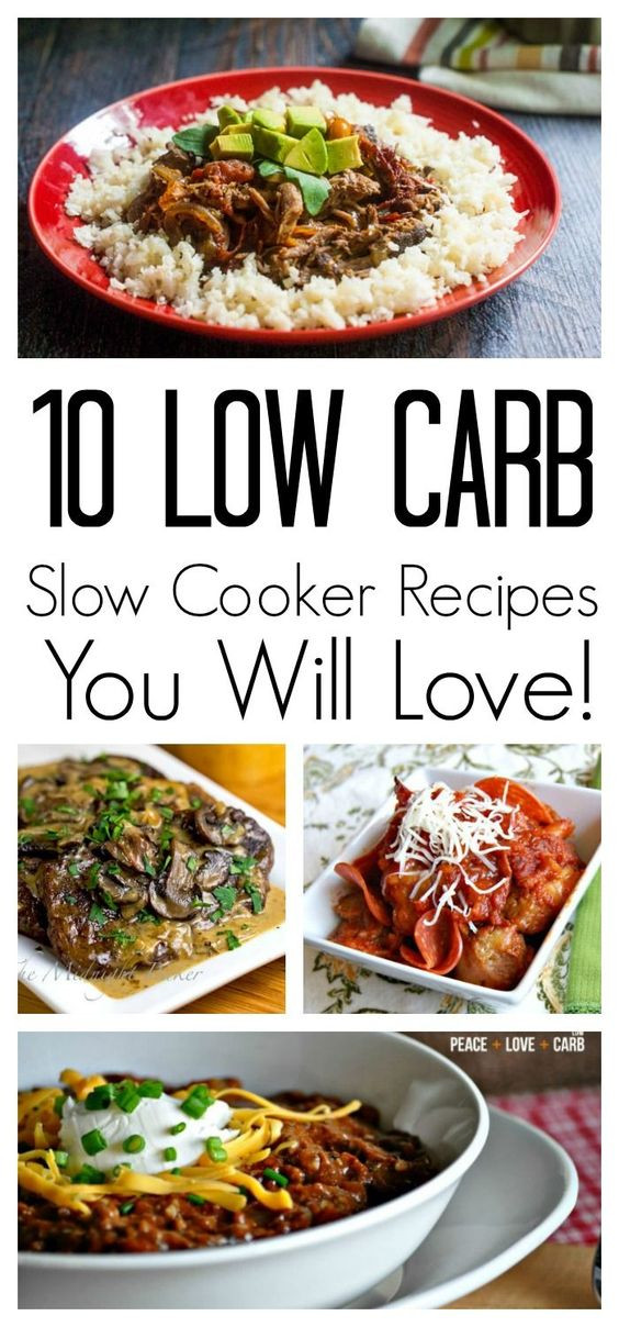 Healthy Low Carb Crock Pot Recipes  10 Low Carb Slow Cooker Recipes for the New Year