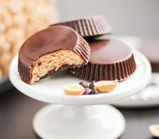 Healthy Low Carb Desserts  507 best Diet Friendly Desserts images on Pinterest