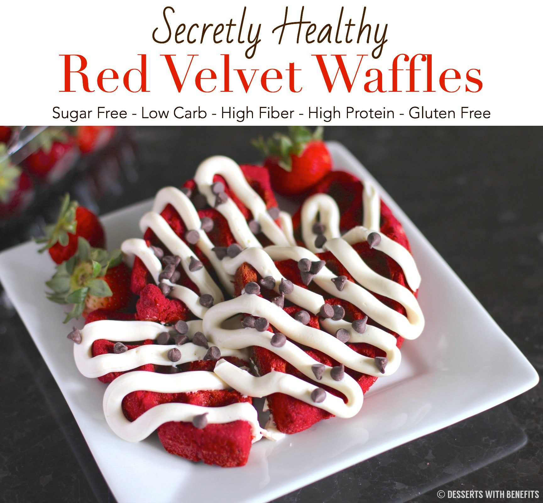 Healthy Low Carb Desserts  Desserts With Benefits Healthy Low Carb and Gluten Free