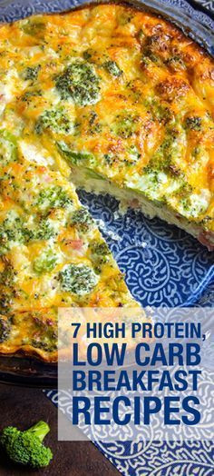 Healthy Low Carb High Protein Recipes  17 Best images about bariatric recipes on Pinterest