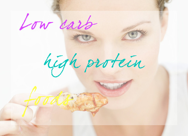 Healthy Low Carb High Protein Snacks  20 Healthy High Protein Low Carb Foods