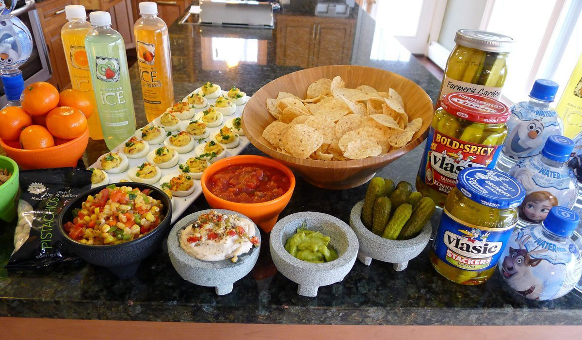 Healthy Low Carb Snacks  Low Carb Super Bowl Sunday Snacks for Kids and Adults