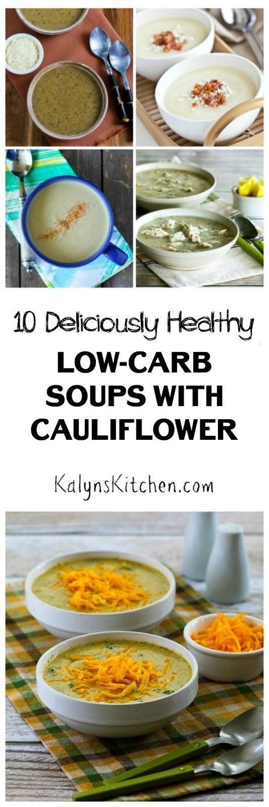 Healthy Low Carb soups top 20 10 Deliciously Healthy Low Carb soups with Cauliflower