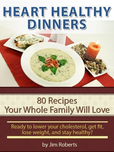Healthy Low Cholesterol Recipes  17 Best images about Cardiac t on Pinterest